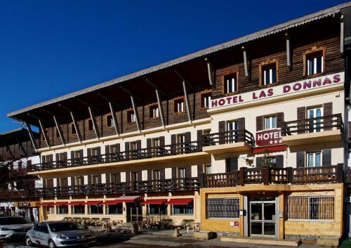 Hôtel Las Donnas : Hotel near Villeneuve-d'Entraunes