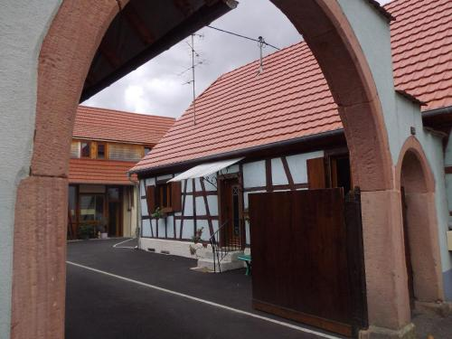 Gite Porte Du Ried : Guest accommodation near Bootzheim