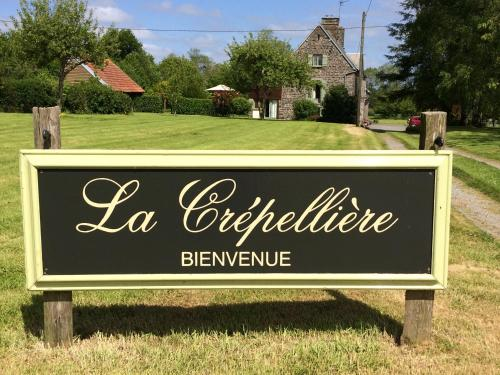 La Crepelliere : Bed and Breakfast near Sainte-Cécile