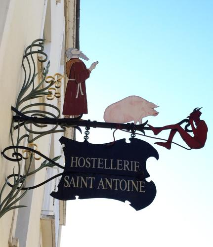Hostellerie Du Grand Saint Antoine : Hotel near Albi