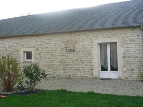 Domaine des Cigognes - Gîte les Roseaux : Guest accommodation near Bricqueville