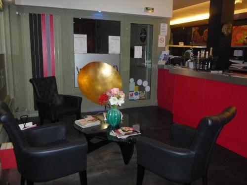 Hotel de la Plage : Hotel near Dunkerque