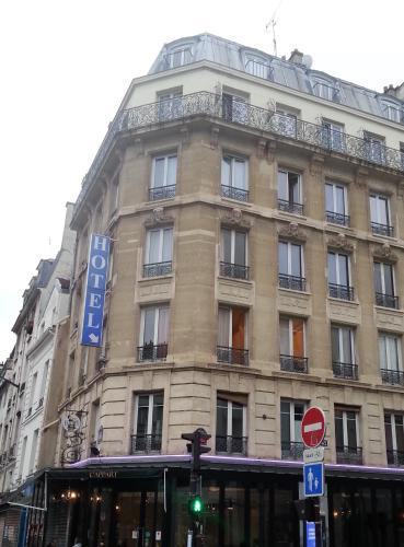 Hipotel Paris Bastille Saint Antoine : Hotel near Paris 12e Arrondissement