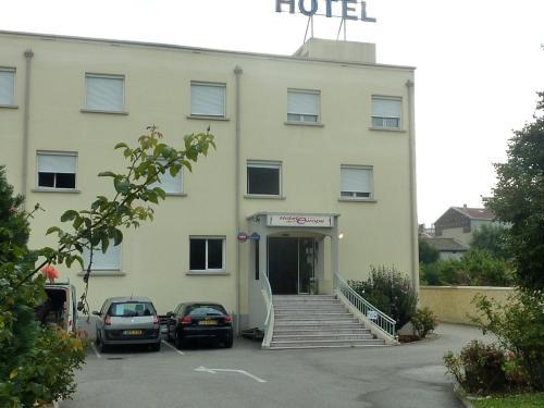 Hotel de l'Europe : Hotel near Oullins