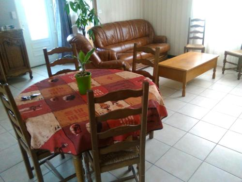 Dalyeaccueil : Bed and Breakfast near Combrand