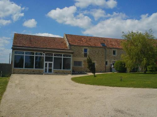 Les Champs du Douits : Guest accommodation near Saint-Pierre-la-Vieille