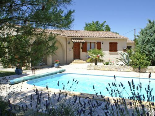 Villa Vignes : Guest accommodation near Saint-Césaire-de-Gauzignan