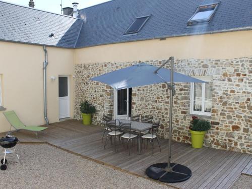 Holiday home La Cotentine : Guest accommodation near La Haye-du-Puits