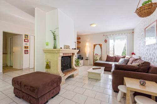 Les Bergeronnettes : Guest accommodation near Saint-Rogatien