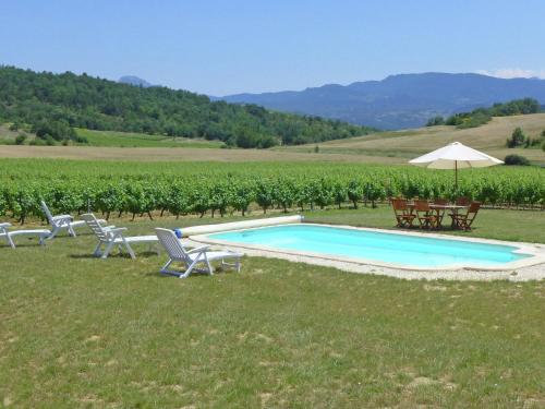Maison De Vacances - Conilhac-De-La-Montagne : Guest accommodation near Montazels