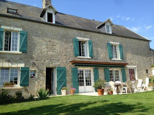 Holiday home Chantal : Guest accommodation near Carentan