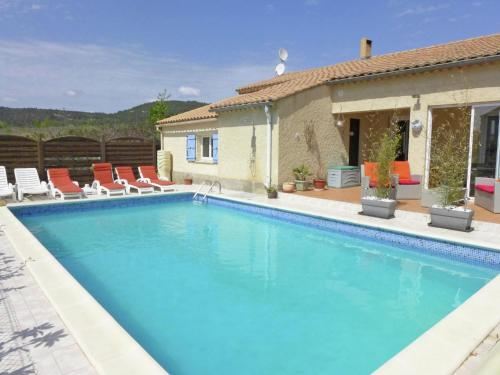 Maison De Vacances - Argeliers : Guest accommodation near Montouliers