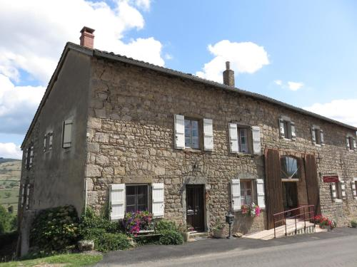 La Grange Fleurie : Guest accommodation near Matour