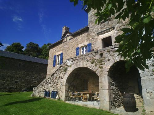 Domaine d'Angel-Berg : Guest accommodation near Lavernhe