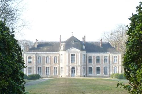 Château D'arry : Bed and Breakfast near Vercourt