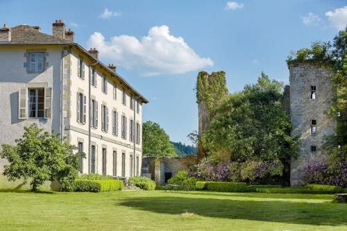 Abbaye du Palais : Bed and Breakfast near Saint-Dizier-Leyrenne