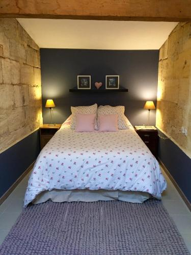 Escapade A Saint Pardon : Guest accommodation near Saint-Michel-de-Fronsac