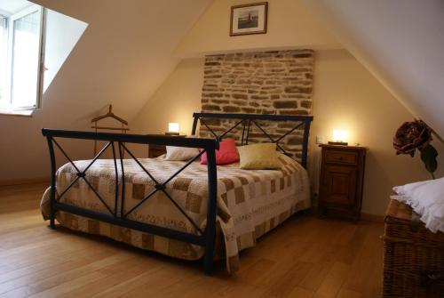 Le Puits Au Quertier : Bed and Breakfast near Villedieu-les-Poêles
