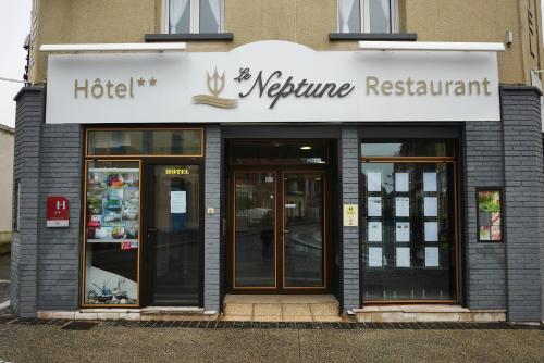 Logis Le Neptune : Hotel near Cayeux-sur-Mer