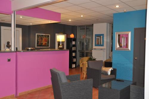 Hotel Furania : Hotel near La Tour-en-Jarez