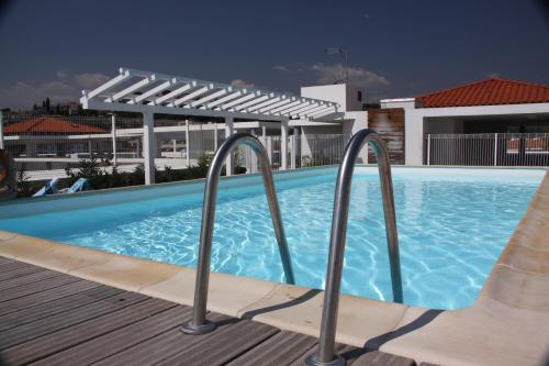 Résidence Le Crystal : Guest accommodation near Cagnes-sur-Mer