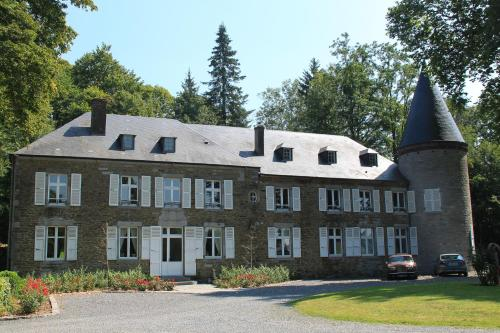 Château D' Aviette : Bed and Breakfast near Aubrives