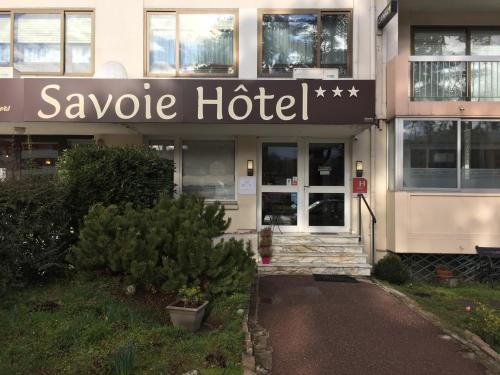 Savoie Hotel : Hotel near Chênex