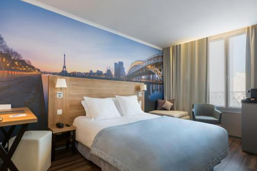 Best Western Rives de Paris La Defense : Hotel near Colombes