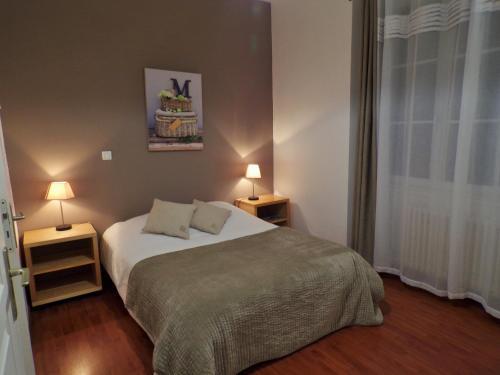Hotel Restaurant Le Bosquet : Hotel near Saint-Jean-de-la-Croix