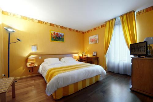 Hotel Le Bellevue : Hotel near Écurcey