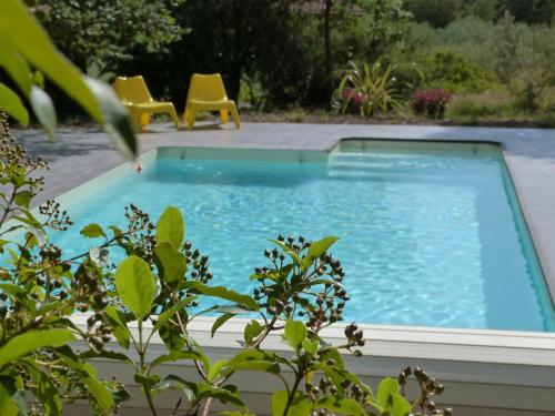 Le Mas De La Flaquiere : Guest accommodation near Cotignac