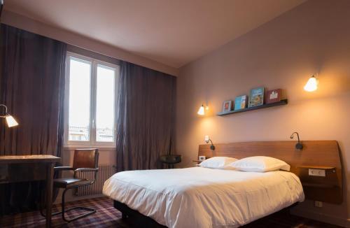 Hotel Beaulieu Lyon Charbonnières : Hotel near Sainte-Consorce