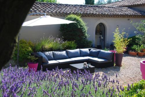 Le Clos de la Chèvre Sud : Bed and Breakfast near La Cadière-d'Azur
