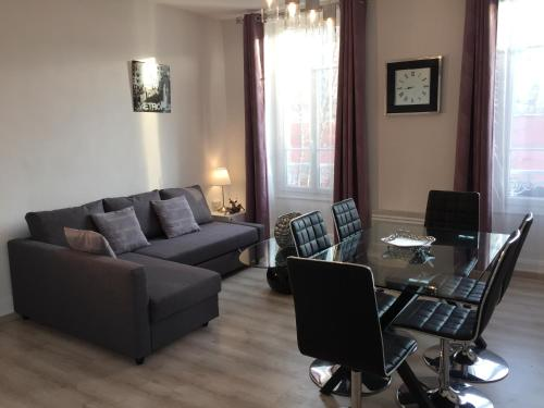 Résidence Victoria : Apartment near Charmeil