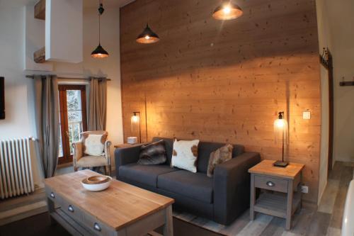 Loft apartment High Rimaye : Apartment near Chamonix-Mont-Blanc