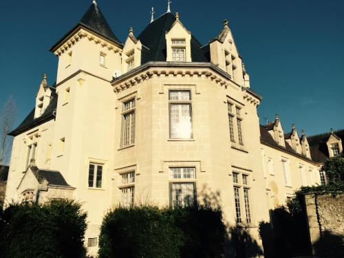 Le Castel Ecossais : Bed and Breakfast near Brenouille