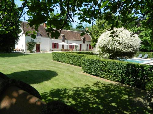 Le Bout Du Monde : Bed and Breakfast near Moulins-sur-Céphons