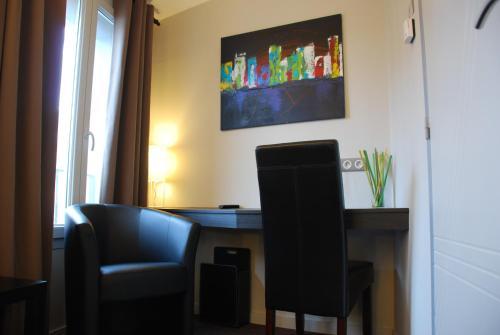 Ruthenium Hotel : Hotel near Rodez