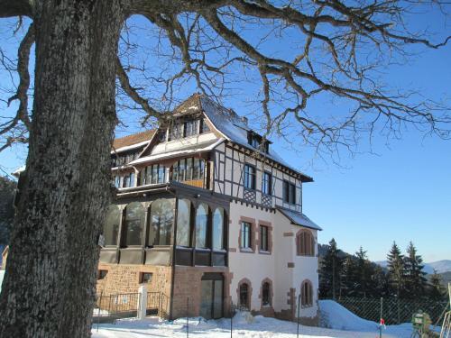 Logis Du Haut-Koenigsbourg : Apartment near Breitenau