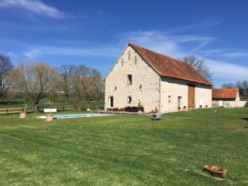 Domaine de Mitonnière : Guest accommodation near Vallon-en-Sully