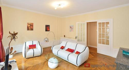 Appart' Odeon : Apartment near Lyon