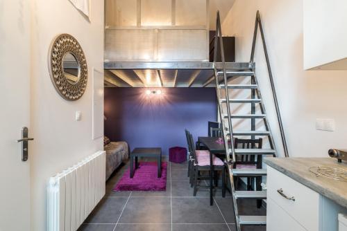 Appartement Baroque : Apartment near Lyon 8e Arrondissement