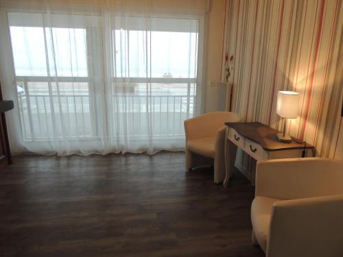 Studio à la plage : Apartment near Verton