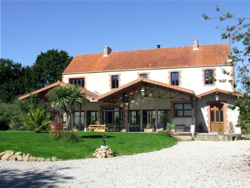 Laiterie de Tocqueville B&B : Guest accommodation near Valcanville