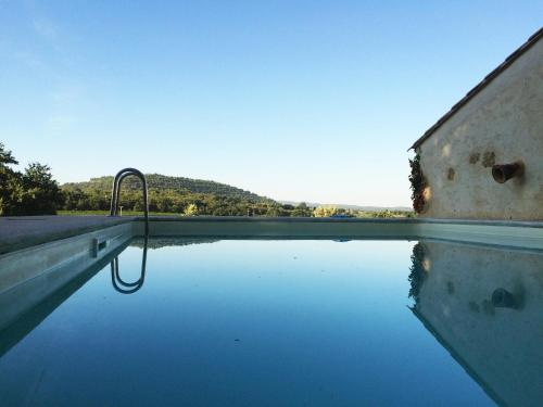 Le Mas de Plein Pagnier : Bed and Breakfast near Malemort-du-Comtat