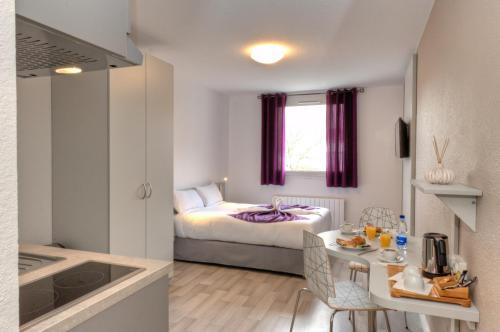 City Résidence Strasbourg Centre : Guest accommodation near Mittelhausbergen