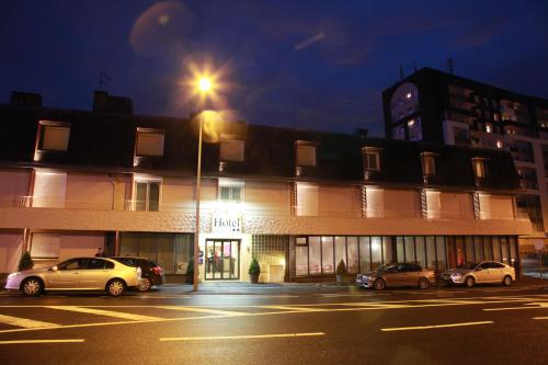 Appart'hotel-Park hotel : Guest accommodation near La Tessoualle