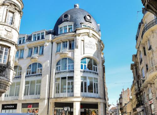 City Loft Apparthotel : Guest accommodation near Dijon