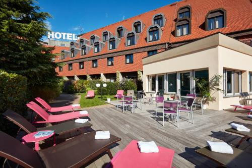 Hotel L'Europe : Hotel near Horbourg-Wihr