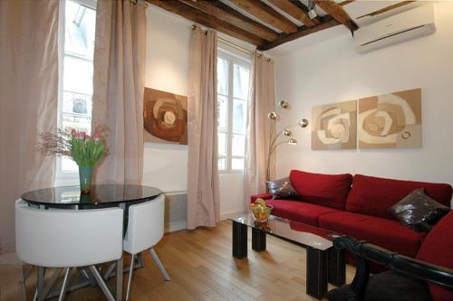HolidaysInParis-Bourg Tibourg II : Apartment near Paris 4e Arrondissement